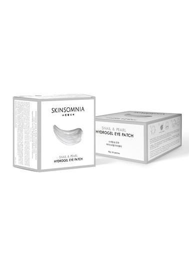 SKINSOMNIA Skinsomnia Snail&Pearl 90Gr Hydrogel Eye Patch 60Adet Renksiz